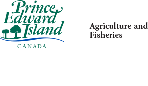 PEI Agriculture and Fisheries logo